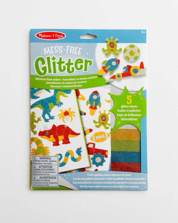 MESS-FREE GLITTERS