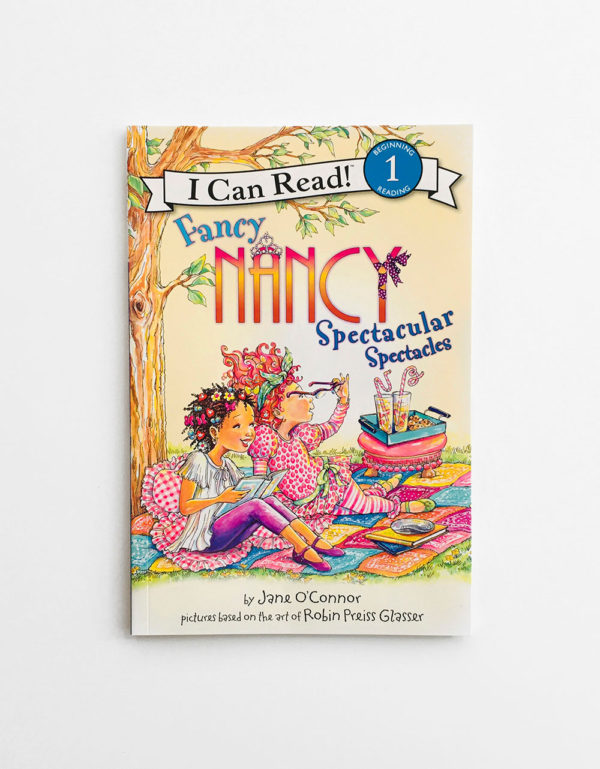 I CAN READ #1: FANCY NANCY SPECTACULAR SPECTACLES