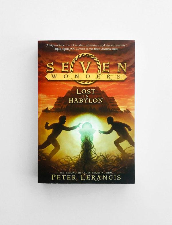SEVEN WONDERS: LOST IN BABYLON (#2)
