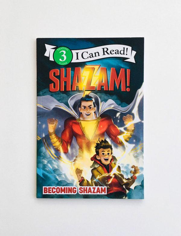 I CAN READ #3: SHAZAM!