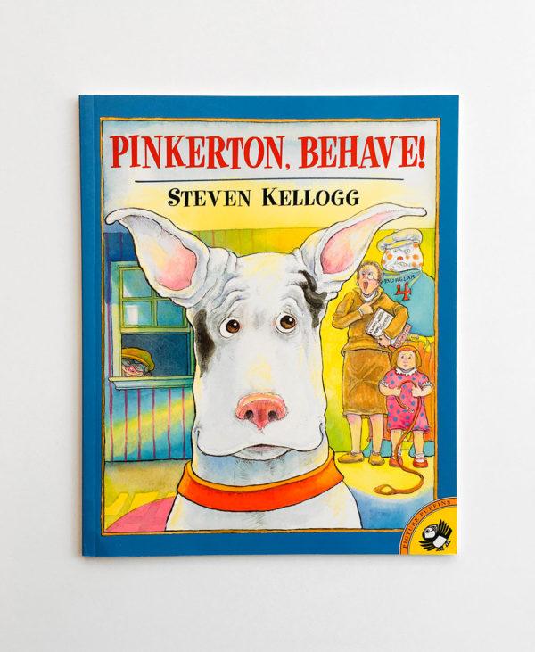 PINKERTON, BEHAVE!