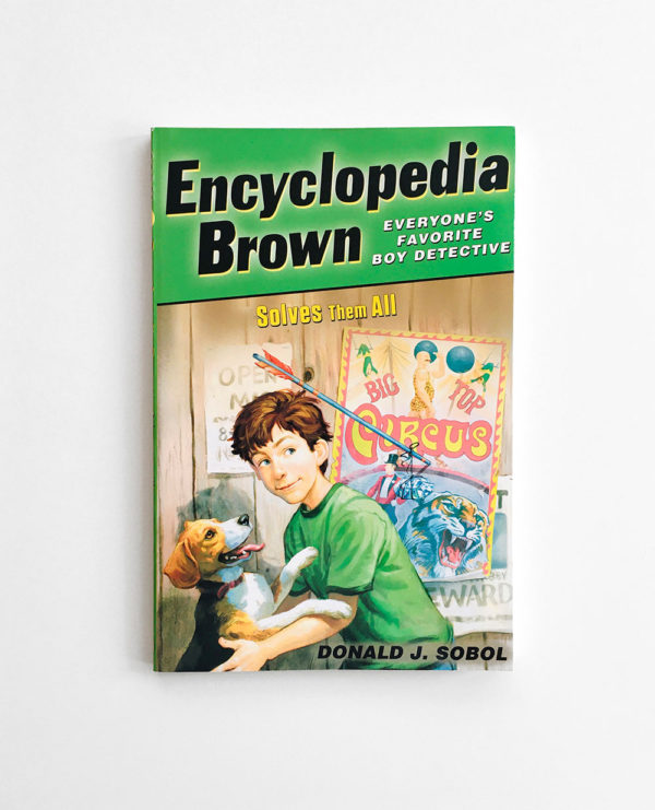 ENCYCLOPEDIA BROWN: SOLVES THEM ALL