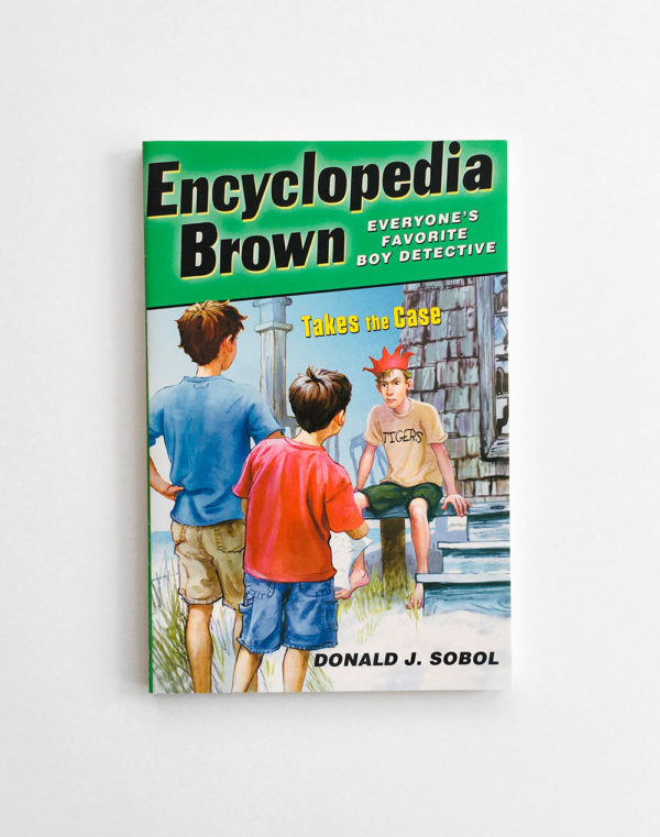 ENCYCLOPEDIA BROWN: TAKES THE CASE