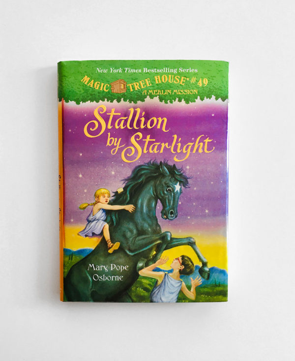 MAGIC TREE HOUSE - MERLIN MISSION: STALLION BY STARLIGHT