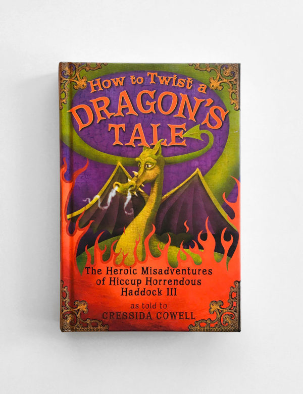 HOW TO TWIST A DRAGON'S TAIL (#5)