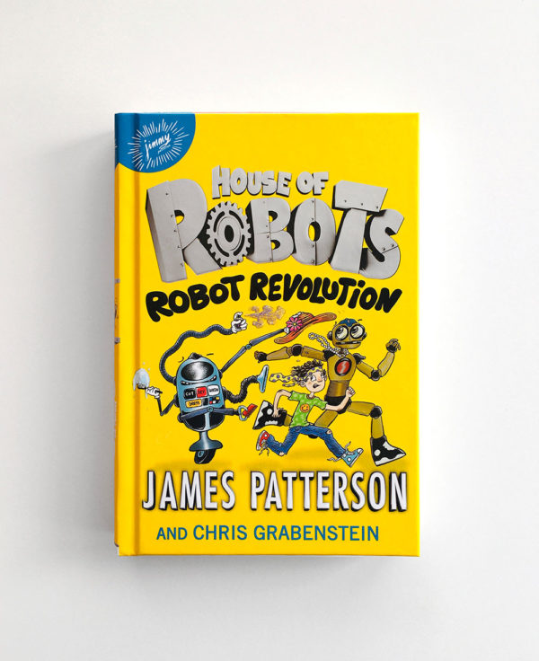 HOUSE OF ROBOTS: ROBOT REVOLUTION (#3)
