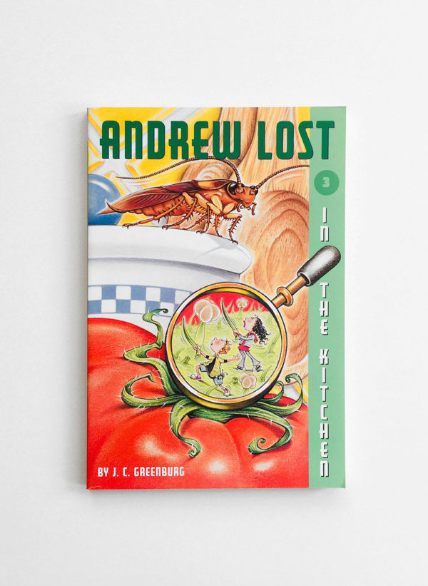 ANDREW LOST: IN THE KITCHEN