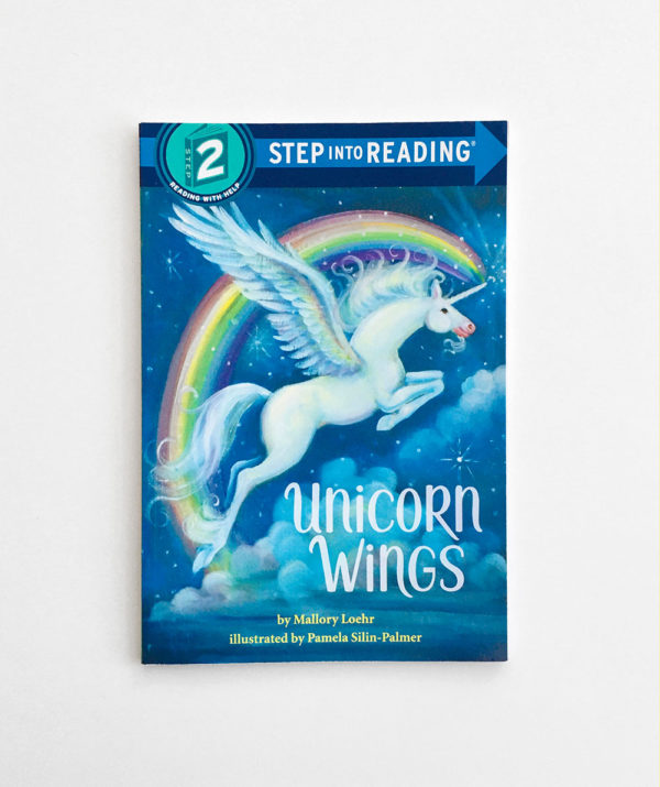 STEP INTO READING #2: UNICORN WINGS