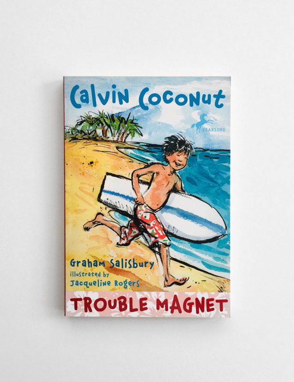 CALVIN COCONUT: TROUBLE MAGNET