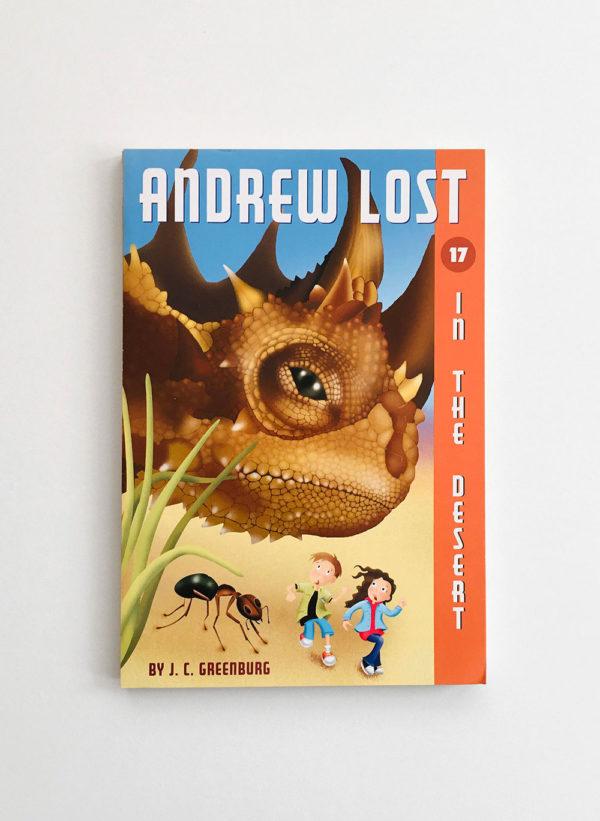 ANDREW LOST: IN THE DESERT