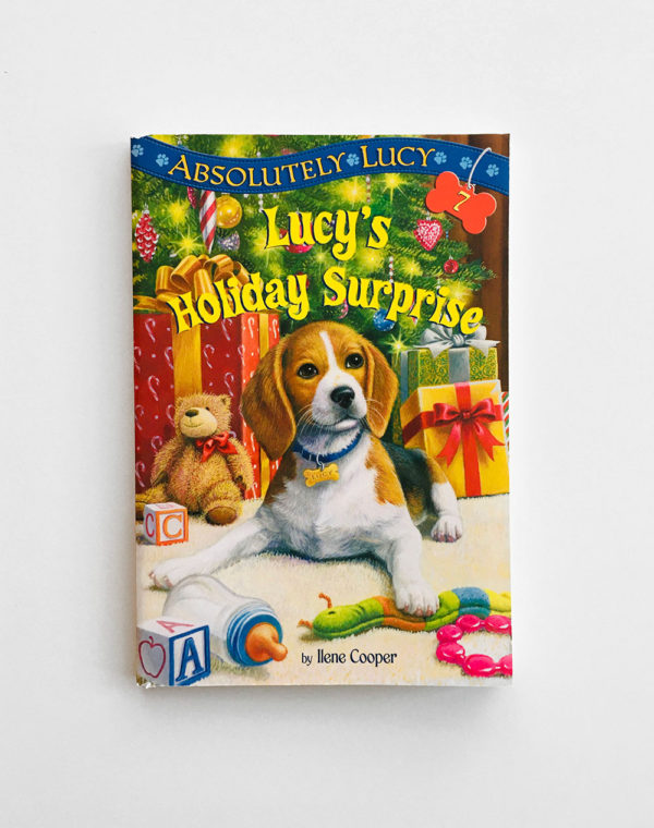 ABSOLUTELY LUCY: LUCY'S HOLIDAY SURPRISE