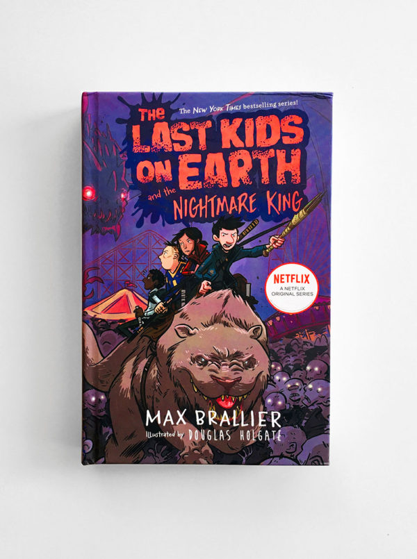 LAST KIDS ON EARTH: NIGHTMARE KING (#3)