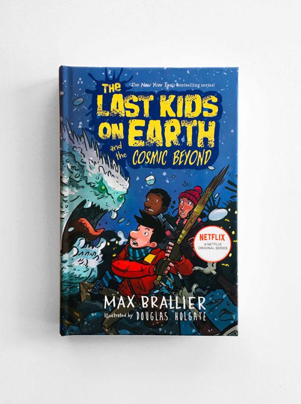 LAST KIDS ON EARTH: COSMIC BEYOND (#4)