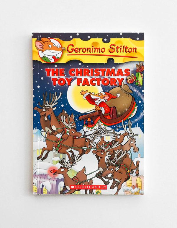 GERONIMO STILTON: THE CHRISTMAS TOY FACTORY (#27)