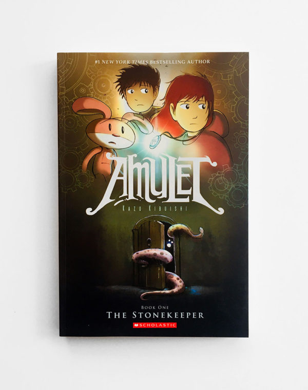 AMULET: THE STONEKEEPER (#1)