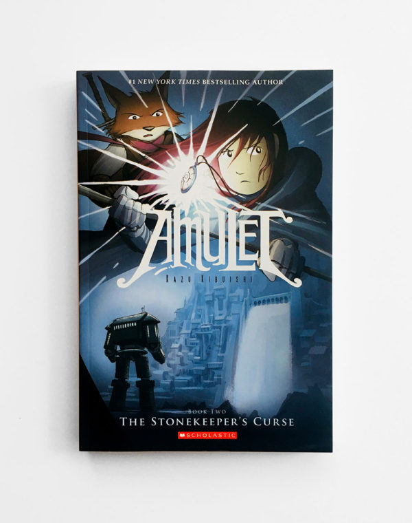 AMULET: THE STONEKEEPER'S CURSE (#2)