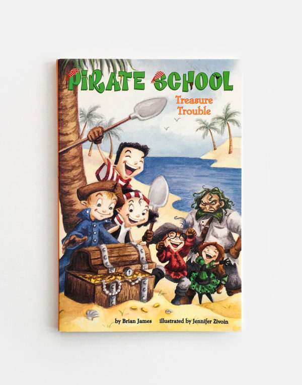 PIRATE SCHOOL: TREASURE TROUBLE