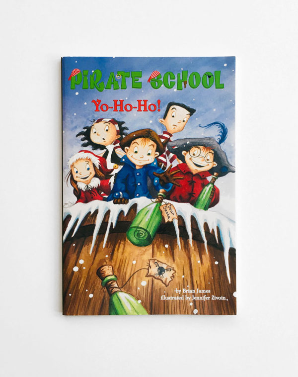 PIRATE SCHOOL: YO HO HO