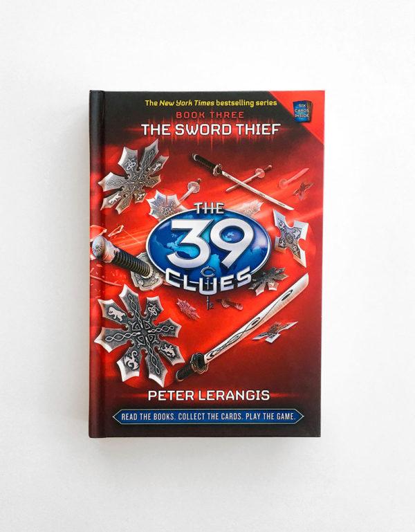 39 CLUES: THE SWORD THIEF (#3)