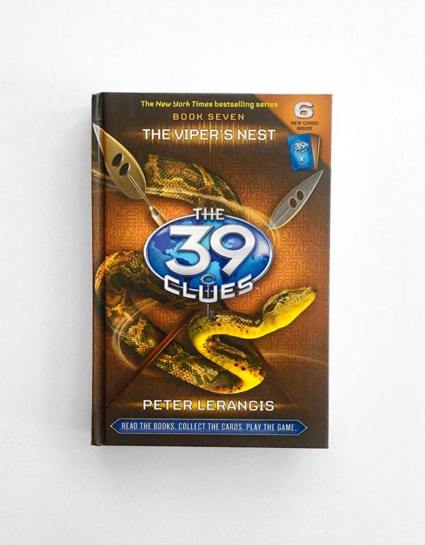39 CLUES: THE VIPER'S NEST (#7)