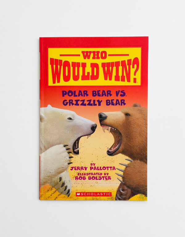 WHO WOULD WIN? POLAR BEAR VS GRIZZLY BEAR