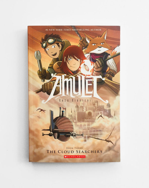 AMULET: THE CLOUD SEARCHES (#3)