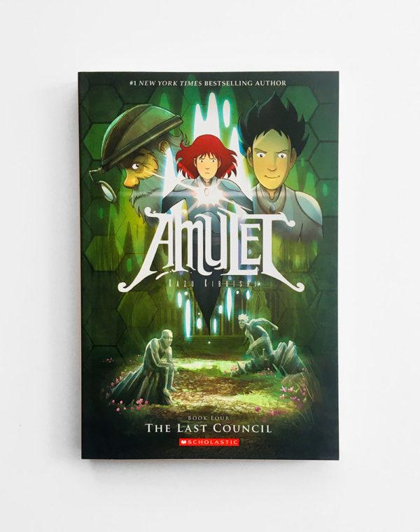 AMULET: THE LAST COUNCIL (#4)