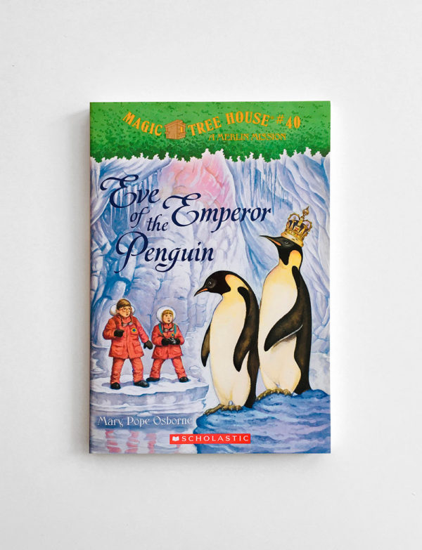 MAGIC TREE HOUSE - MERLIN MISSION: EVE OF THE EMPEROR PENGUIN