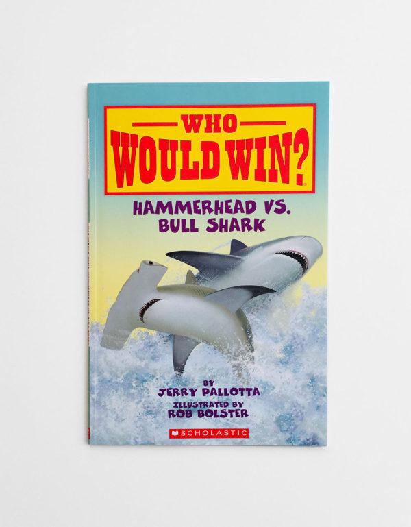 WHO WOULD WIN? HAMMERHEAD VS BULL SHARK