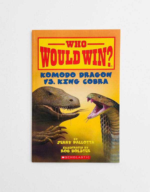 WHO WOULD WIN? KOMODO DRAGON VS KING COBRA