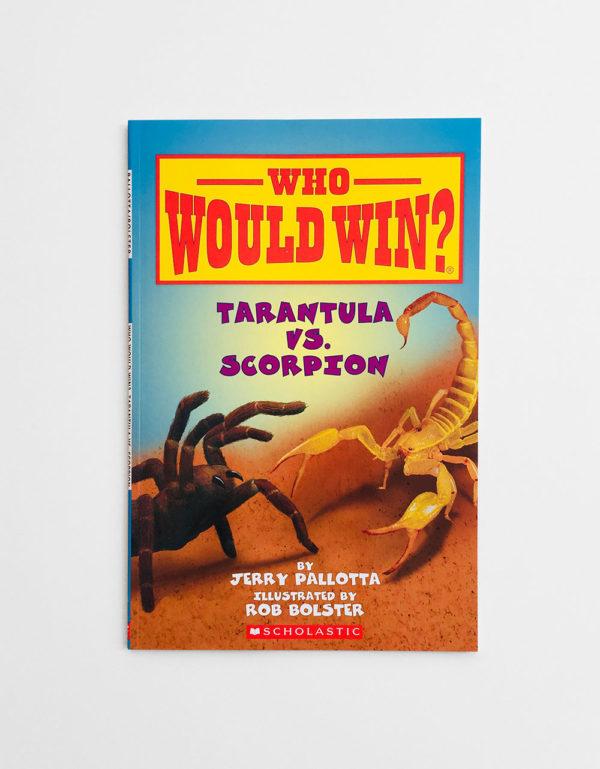 WHO WOULD WIN? TARANTULA VS SCORPION