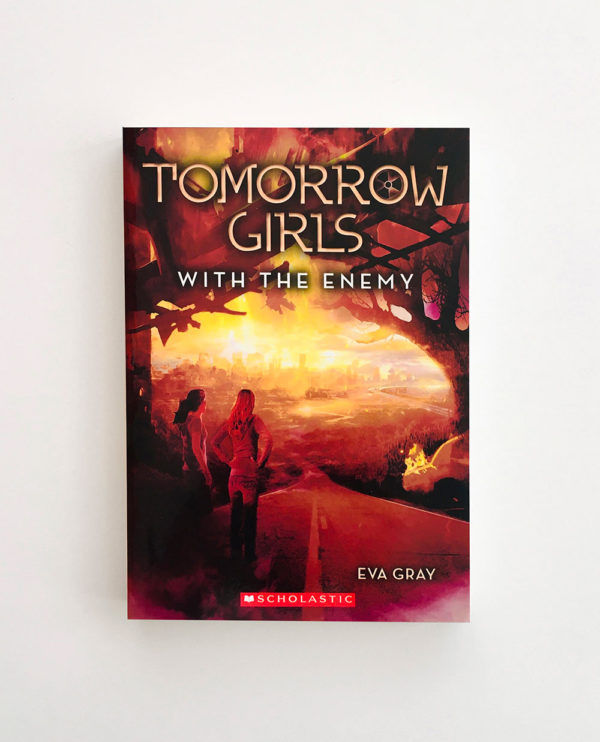 TOMORROW GIRLS: WITH THE ENEMY (#3)