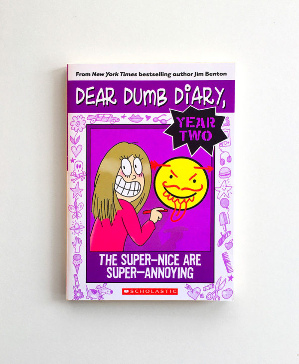 DEAR DUMB DIARY YEAR 2: THE SUPER-NICE ARE SUPER-ANNOYING