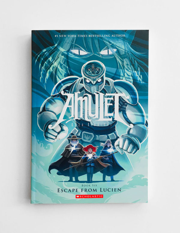AMULET: ESCAPE FROM LUCIEN (#6)