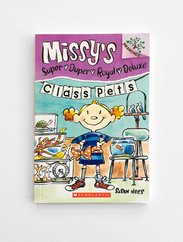 MISSY'S CLASS PETS