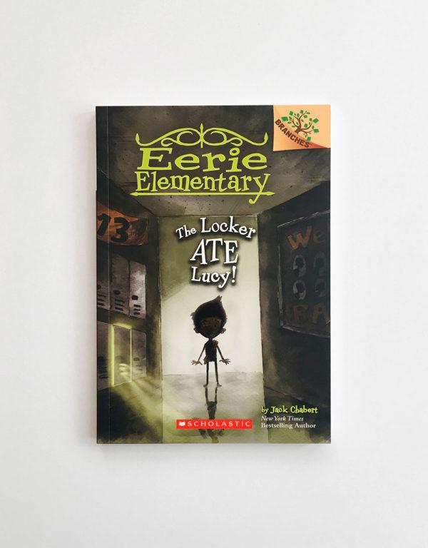 EERIE ELEMENTARY: THE LOCKER ATE LUCY