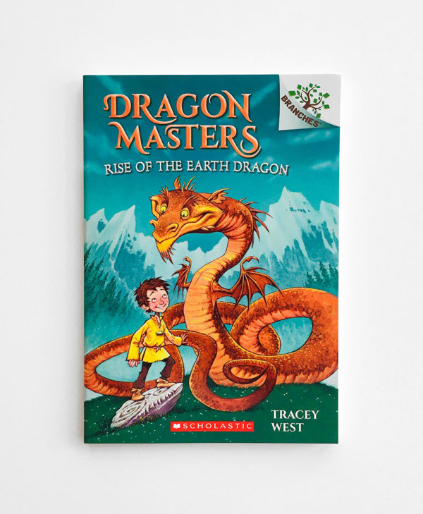 DRAGON MASTERS: RISE OF THE EARTH DRAGON (#1)