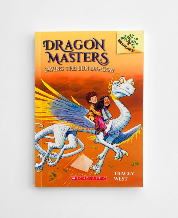 DRAGON MASTERS: SAVING THE SUN DRAGON (#2)