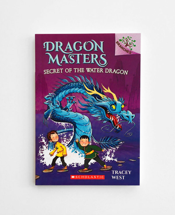 DRAGON MASTERS: SECRET OF THE WATER DRAGON (#3)