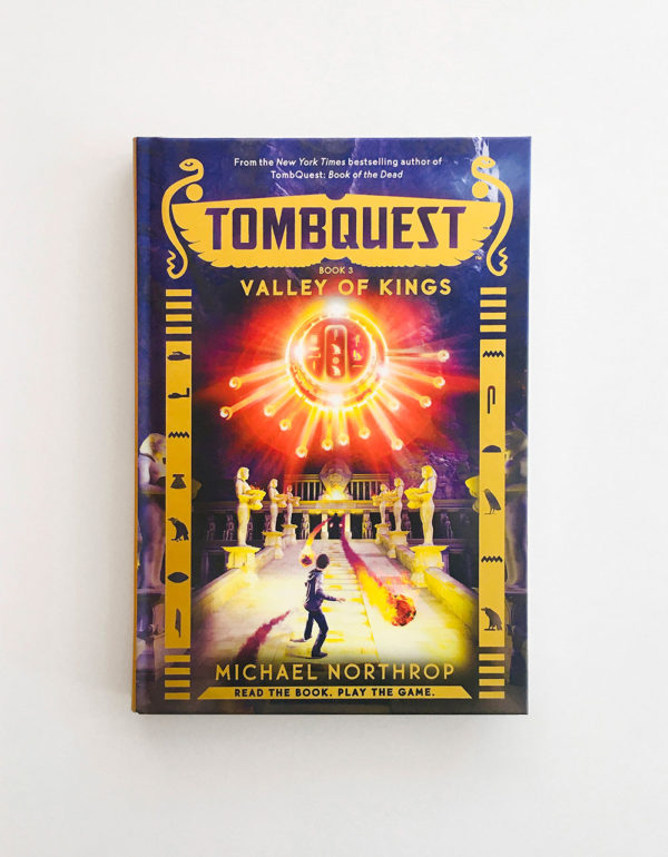 TOMBQUEST: VALLEY OF KINGS (#3)