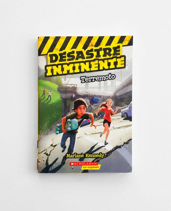 DESASTRE INMINENTE: TERREMOTO