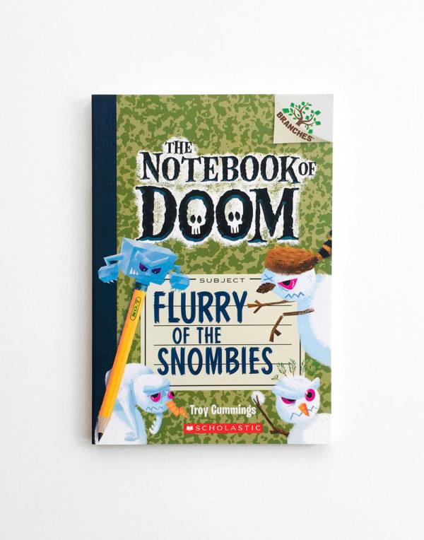 NOTEBOOK OF DOOM: FLURRY OF THE SNOMBIES