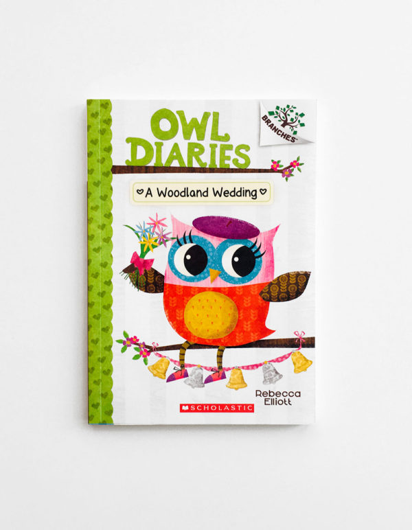 OWL DIARIES: WOODLAND WEDDING (#3)