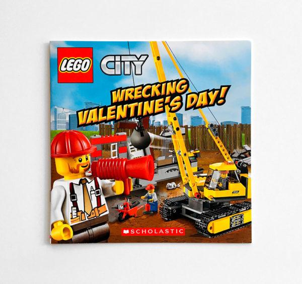 LEGO CITY: WRECKING VALENTINE'S DAY! (PB)