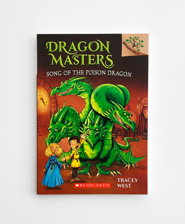 DRAGON MASTERS: SONG OF THE POISON DRAGON (#5)