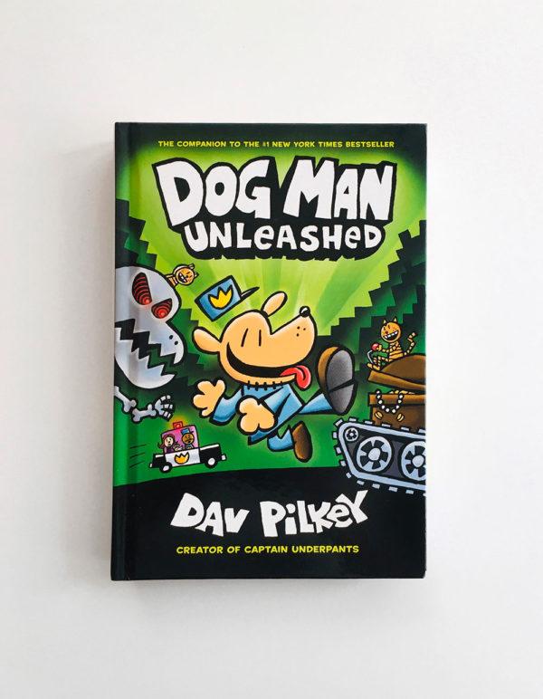 DOG MAN: UNLEASHED (#2)