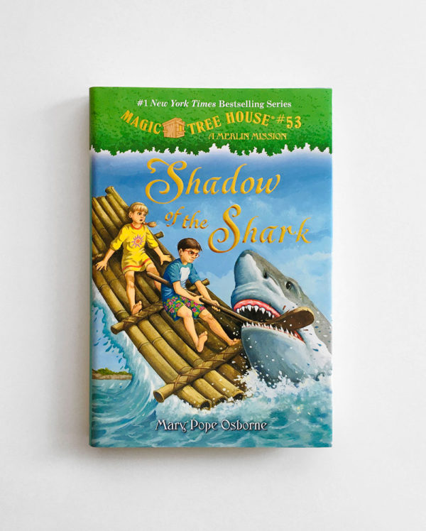 MAGIC TREE HOUSE - MERLIN MISSION: SHADOW OF THE SHARK