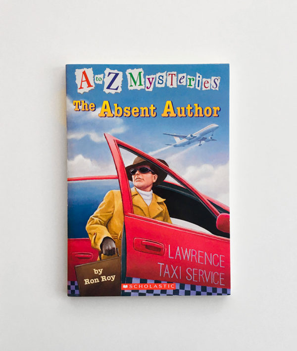 A TO Z MYSTERIES: ABSTENT AUTHOR