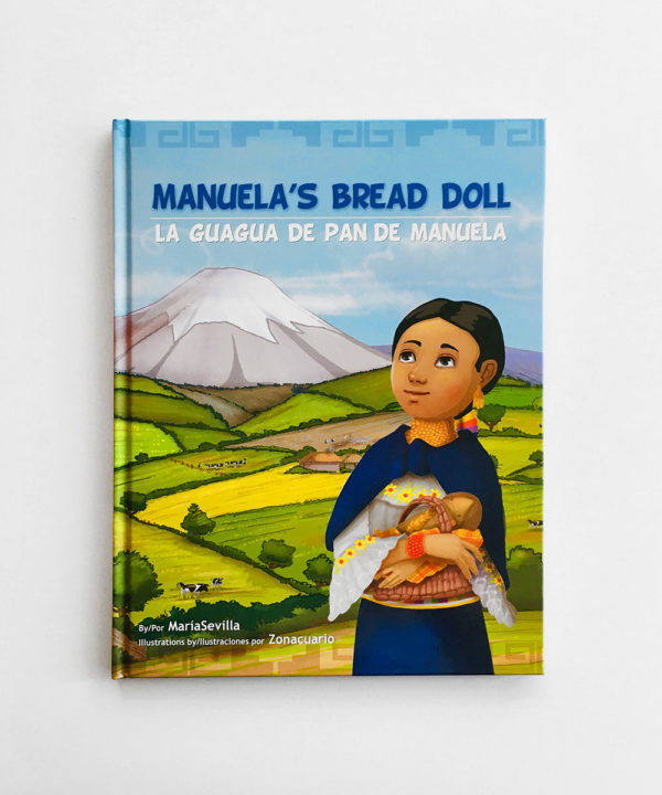 LA GUAGUA DE PAN DE MANUELA - MANUELA'S BREAD DOLL