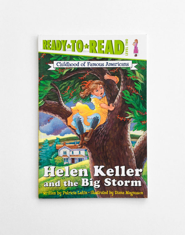 READY TO READ #2: HELEN KELLER AND THE BIG STORM